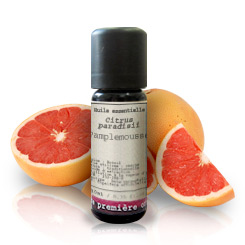 Essential oil Grapefruit BIO (Citrus paradisi)