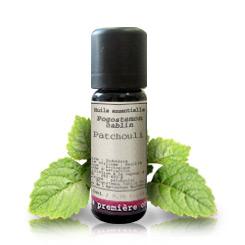 Essential oil Patchouli BIO (Pogostemon cablin)