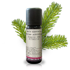 Essential oil Siberian fir (Abies sibirica)