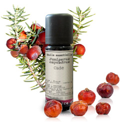 Essential oil Cade (Juniperus oxycedrus)