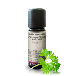 Essential oil Parsley (Petroselinum sativum)