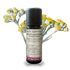 Essential oil Immortelle BIO (Helichrysum italicum) 2ml