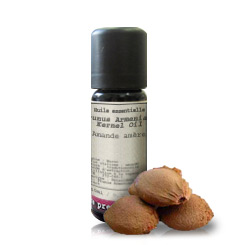 Essential oil Bitter almond (Prunus armeniaca (L.))