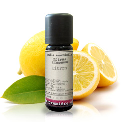 Essential oil Lemon BIO (Citrus limon (L.)) 10ml