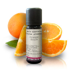 Essential oil Sweet orange BIO (Citrus sinensis)