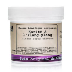 Beneficial body balm Ylang ylang shea butter BIO 200ml