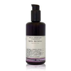 Beneficial body oil Post-epilation BIO