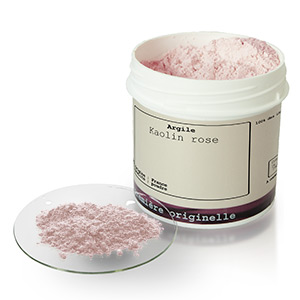 Clay Pink kaolin
