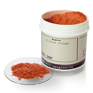 Clay Red illite