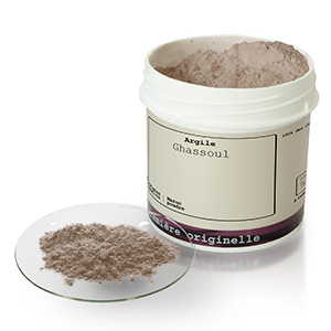 Clay Ghassoul (Moroccan Lava Clay)