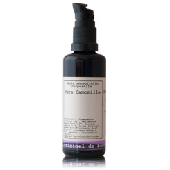 Sensual body oil Blackberry Chamomile BIO