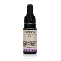 Botanical sap Argan and rose Serum BIO 10ml Miniature